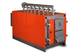 Caldera per a calefacció sèrie Modular