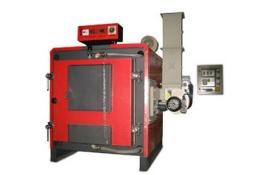 Caldera per a calefacció sèrie SA Biomassa